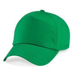 BB10 Beechfield Unlined Cotton Cap